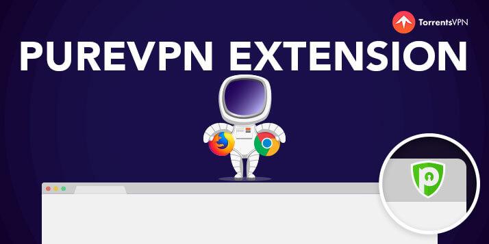 PureVPN Extension