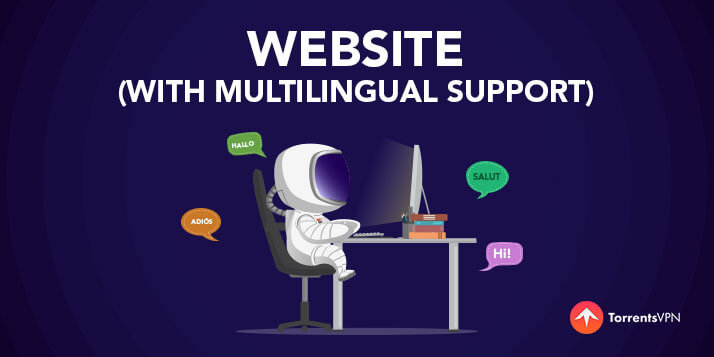 Website (with-multilingual-support)